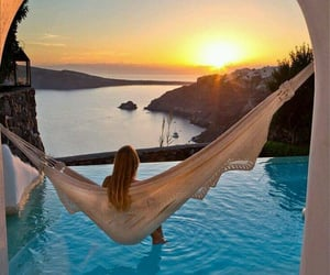 travel, beautiful, and summer image