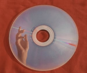 aesthetic, alternative, and cd image