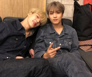 donghyuck, lee jeno, and nct dream image