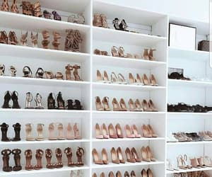 shoes, heels, and closet image