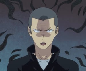 anime, haikyuu, and tanaka ryuunosuke image