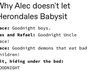 jace, kit, and herondale image