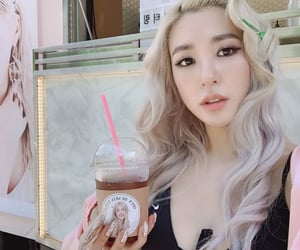 pink and tiffany young image