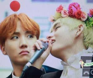 bts and vhope image