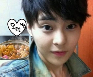 exo, exo m, and xiumin image