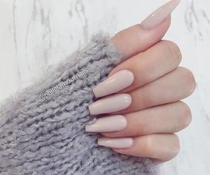 nails and acrylic nails image