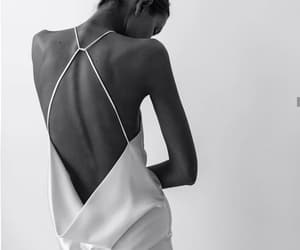 blackandwhite, blogger, and dress image
