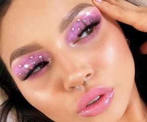 alternative, glitter, and gloss image