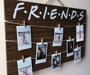 friends, decoration, and diy image