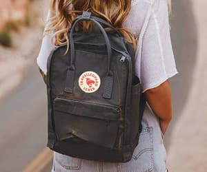 backpack, school backpack, and bag image