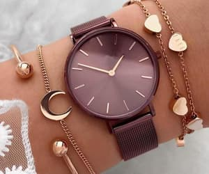 watch, fashion watch, and simple watch image