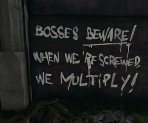 beware, dark, and message image