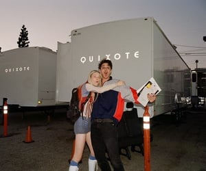 jacob elordi and hunter schafer image