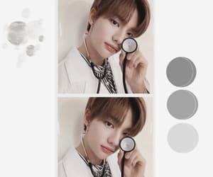 aesthetic, kpop, and hyunjin image