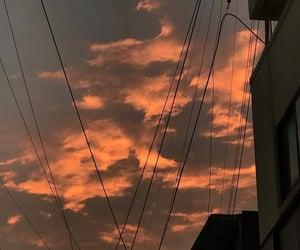 sky and tumblr image
