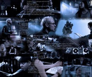 linkin park, letras, and NUMB image