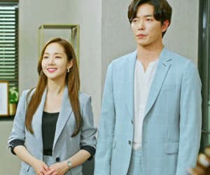 couple, Korean Drama, and her private life image