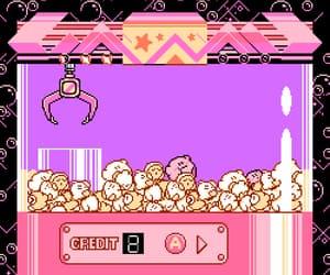 gif, kirby, and videogames image