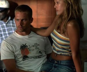 jessica alba, paul walker, and into the blue image