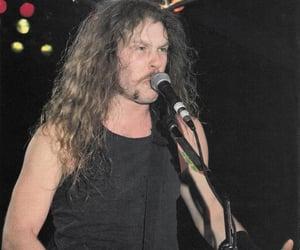 James Hetfield, metallica, and papa he image