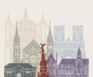 amour, wine, and reims image