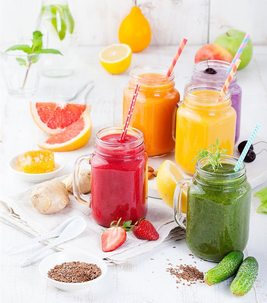 berries, citrus, and juice image