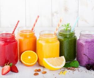 berries, citrus, and juice image