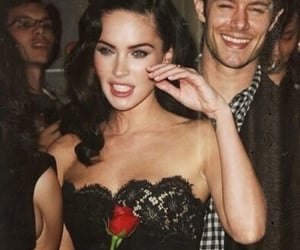megan fox and rose image