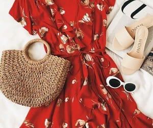 dress red image