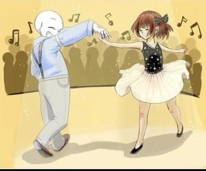 bright, dancing, and dress image