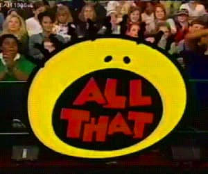 all that, 90s, and gif image