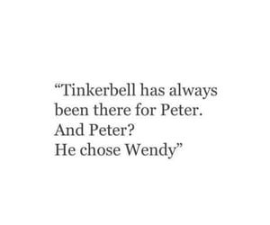 peter pan, quotes, and sad image