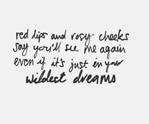 quotes, Lyrics, and Taylor Swift image