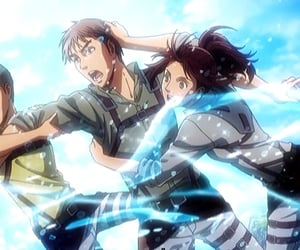 anime, friend, and manga image