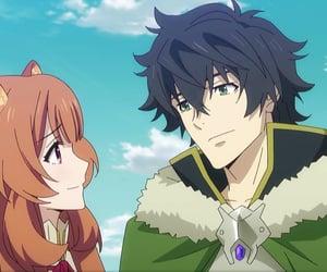 anime, the rising of shield hero, and manga image