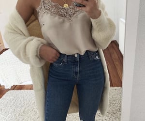 outfit and beautiful image