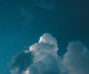 sky, blue, and wallpaper image