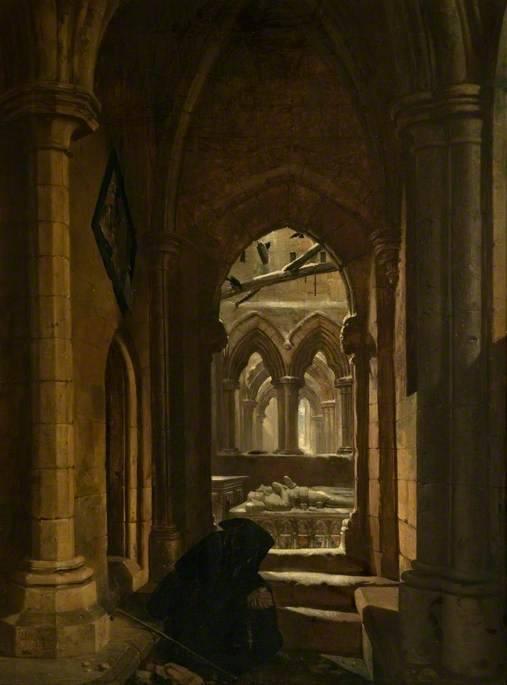 19th century, beautiful, and dark image