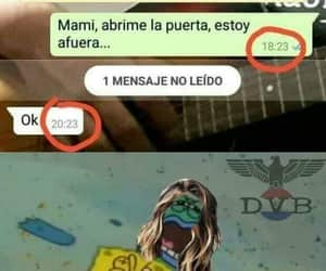 bob esponja, meme, and memes en español image