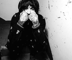 bmth, bring me the horizon, and drop dead image
