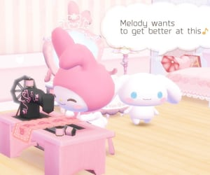 cinnamoroll, hello kitty, and japan image