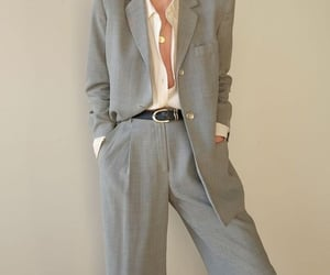 suit and fashion image