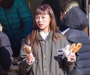 food, girl group, and kpop image