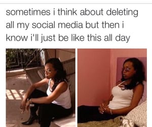funny, lol, and social media image