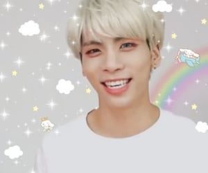 boy, handsome, and Jonghyun image