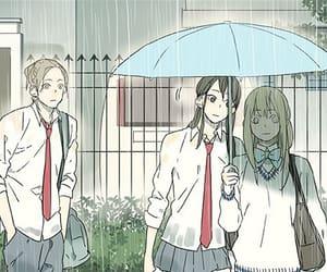 anime girl, girls love, and GL image