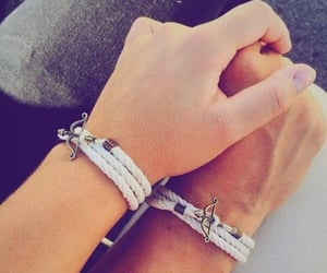 holding hands, dpz, and love image