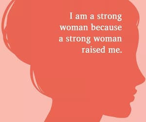 strong and woman image