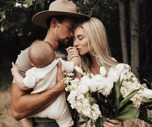 baby, boyfriend, and couple image