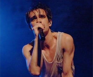 brendon, grunge, and sexy image